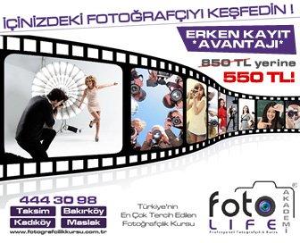 Fotoğrafçılık Kursu