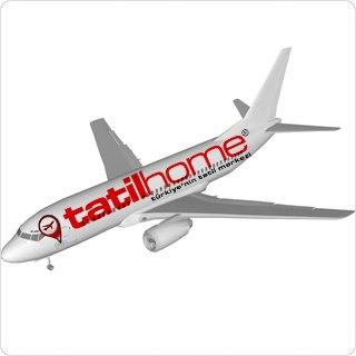 Alaçatı Uçak Bileti