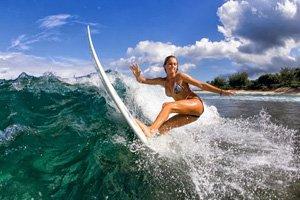 İleri Seviye Sörf Eğitimi